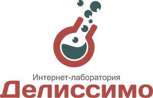 Логотип Интернет-лаборатория Делиссимо